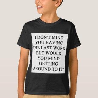 あなたのためのおもしろいな離婚のアイディア! Tシャツ