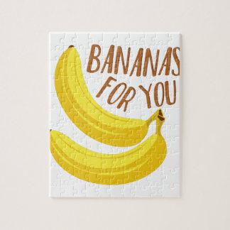 あなたのためのバナナ ジグソーパズル