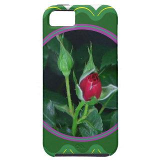 あなたのためのバラの芽私の愛花の花柄100個のギフト iPhone SE/5/5s ケース
