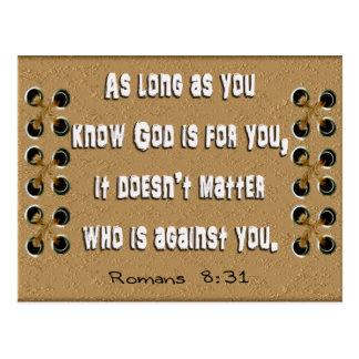 あなたのための神 ポストカード