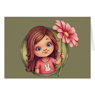 あなたのための花 カード