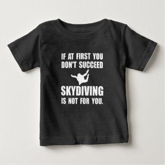 あなたのためのSkydivingない ベビーTシャツ