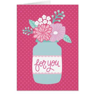 あなたのため花カード カード