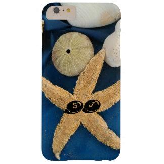 あなたのイニシャルを持つ海の貝そして少年- iPhone 6 PLUS ベアリーゼアケース