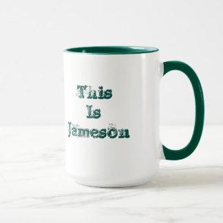 あなたのウィスキーのためのコーヒー・マグ マグカップ