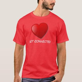 あなたのカスタムな人の基本的な赤いTシャツ Tシャツ