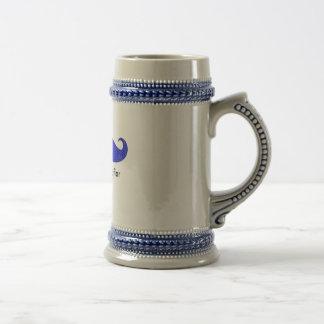 あなたのカスタム11のozのツートーンマグ ビールジョッキ