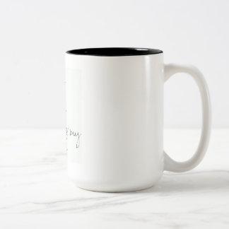 あなたのカスタム15のozのツートーンマグ ツートーンマグカップ