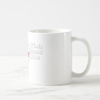 あなたのガールフレンドを私のように熱かったです望みませんか。 コーヒーマグカップ