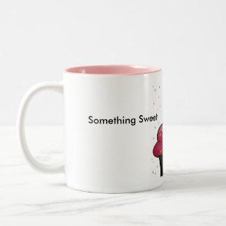 あなたのコーヒーと、甘い何か ツートーンマグカップ