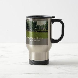 あなたのコーヒーの最も最高のなミルクを楽しんで下さい トラベルマグ