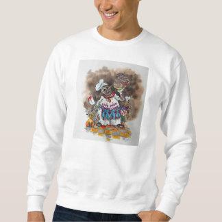 あなたのゾンビの調理師を愛して下さい スウェットシャツ