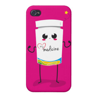 あなたのチョコレートは唯一の薬…です iPhone 4/4S CASE