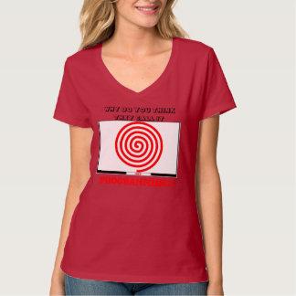 あなたのテレビを殺して下さい! Tシャツ