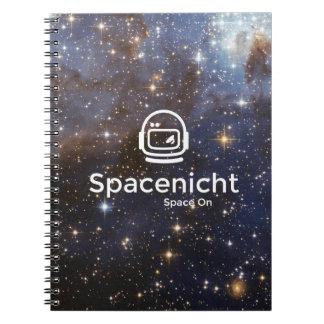 あなたのノート、Spaceniksをつかんで下さい! ノートブック