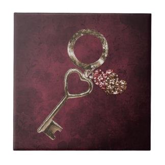 あなたのハートへの鍵 タイル