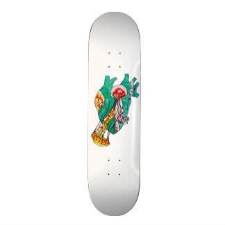 あなたのハート スケートボード