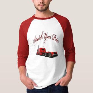 あなたのピーターを伸ばして下さい Tシャツ
