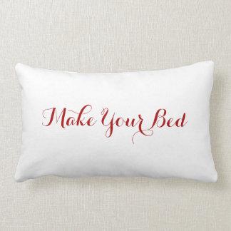 あなたのベッドの装飾用クッション- lumbar --を作って下さい ランバークッション