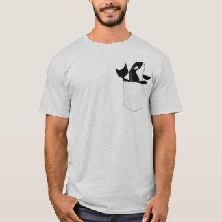 あなたのポケットのシャチ Tシャツ