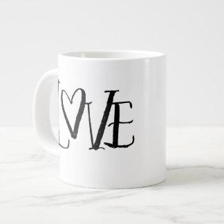 あなたのマグを愛して下さい ジャンボコーヒーマグカップ