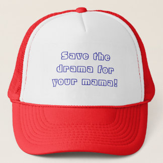 あなたのママのための戯曲を救って下さい! キャップ