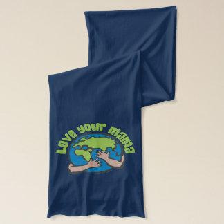 あなたのママを愛して下さいEarth スカーフ