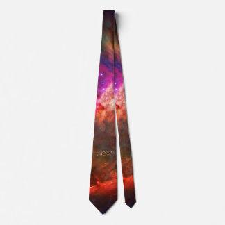 あなたのモノグラムのオリオンの星雲およびTrapeziumの星 ネクタイ