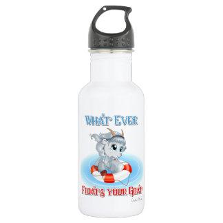 あなたのヤギを浮かべるものは何でも ウォーターボトル