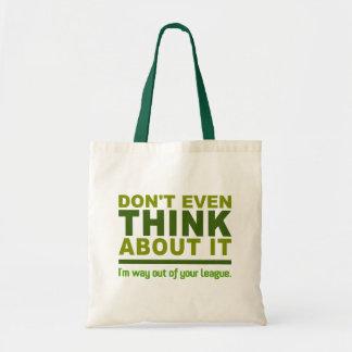 あなたのリーグバッグから-スタイルを選んで下さい トートバッグ
