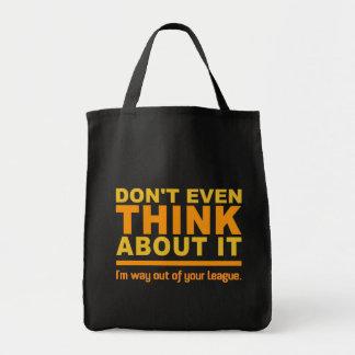 あなたのリーグバッグから-スタイル及び色を選んで下さい トートバッグ