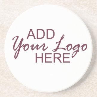 あなたのロゴのコースターを加えて下さい コースター