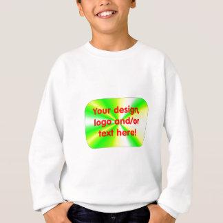 あなたのロゴ スウェットシャツ
