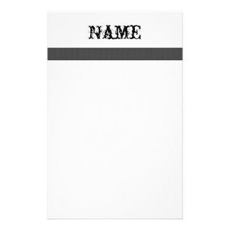 あなたの一流の文房具を置いて下さい 便箋