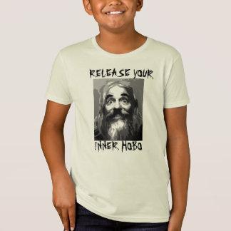 あなたの内部のルンペンを解放して下さい Tシャツ