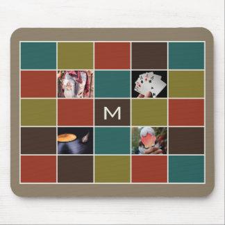 あなたの写真及びモノグラムの習慣のmousepad マウスパッド