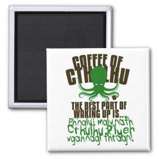 あなたの冷却装置のためのCthulhuのコーヒー マグネット