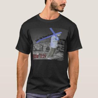 あなたの十字1をとて下さい Tシャツ