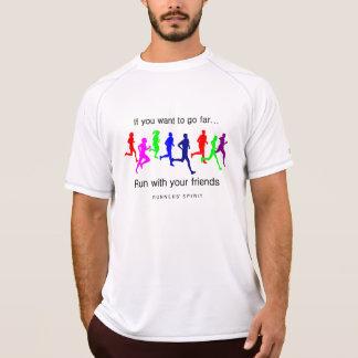 あなたの友人のチャンピオンSSとの操業 Tシャツ