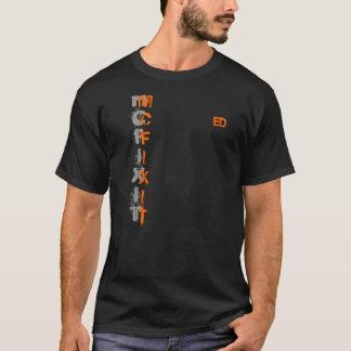 あなたの名前のファッションのロゴ Tシャツ