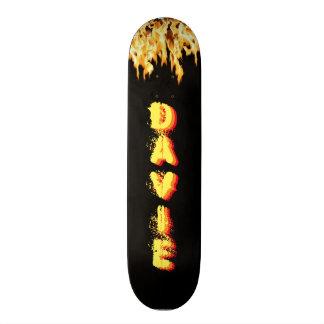 あなたの名前の非常に熱いスケートボード オリジナルスケートボード