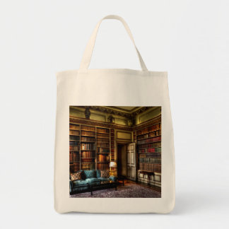 あなたの図書館を愛して下さい! トートバッグ