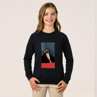 あなたの夢を見ること- (より多くの色) スウェットシャツ