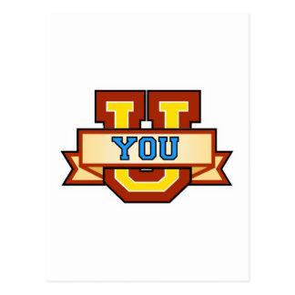 あなたの大学 ポストカード