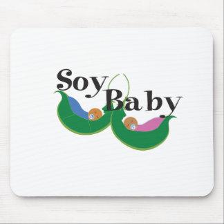 あなたの大豆の赤ん坊を祝って下さい マウスパッド