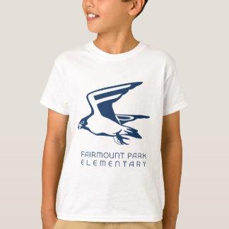 あなたの学校の精神を示して下さい Tシャツ
