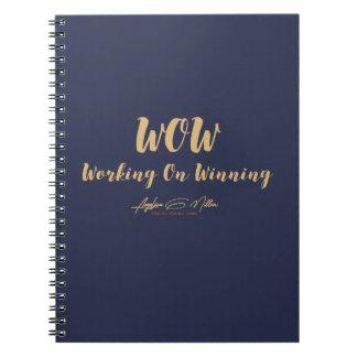 あなたの思考を把握するノート ノートブック