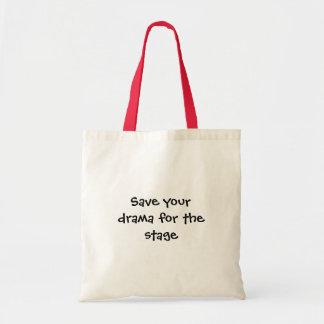 あなたの戯曲バッグを救って下さい トートバッグ