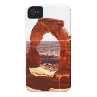 あなたの手のやしの敏感なアーチ Case-Mate iPhone 4 ケース