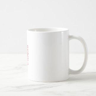 あなたの方向おもしろいのギフトを所有するために他を-後を追わないで下さい コーヒーマグカップ